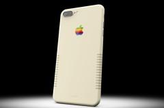 Colorware nos sorprende a todos con este impresionante iPhone 7 Plus Retro traído de los años 80