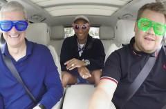 Apple retrasa el estreno de Carpool Karaoke