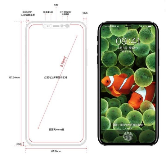 Diseño iPhone X_1