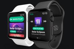 Spotify llega por fin al Apple Watch de la mano de Snowy