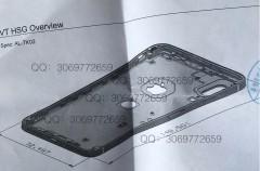 Una supuesta nueva imagen del iPhone 8 traslada el sensor Touch ID a la parte posterior de la carcasa