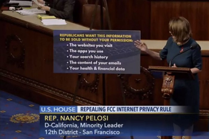ley privacidad Internet