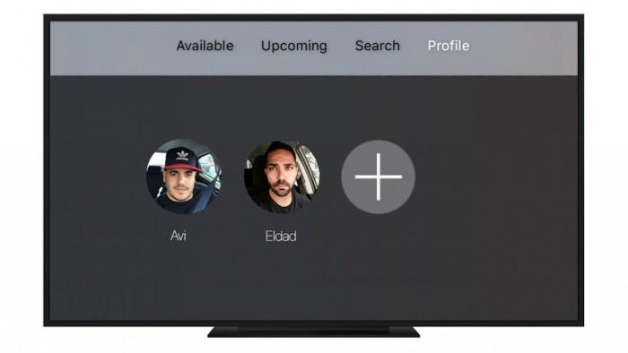 multiuserAppleTV