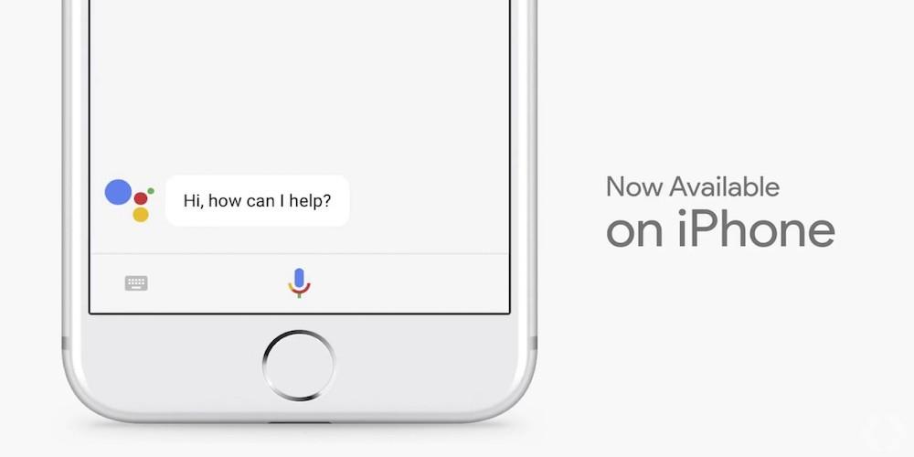 El asistente de Google llega al iPhone para competir con Siri