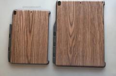 Unas supuestas fundas de los futuros iPad Pro nos dan algunas pistas sobre su diseño