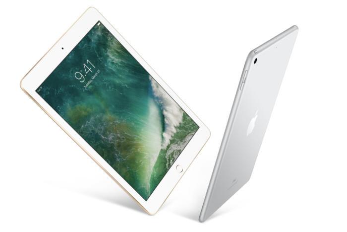 iPad 2017 ventas