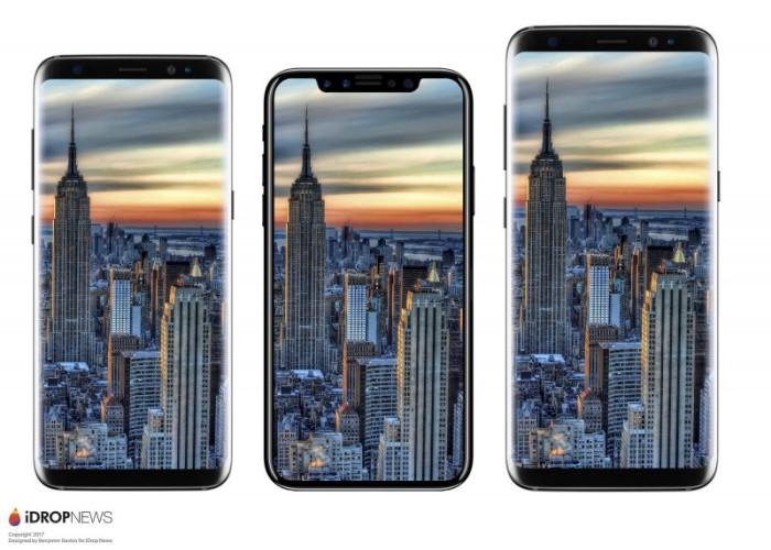 iPhone 8 vs Samsung