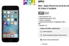 El iPhone 6 de 32GB llega a España por 469 euros