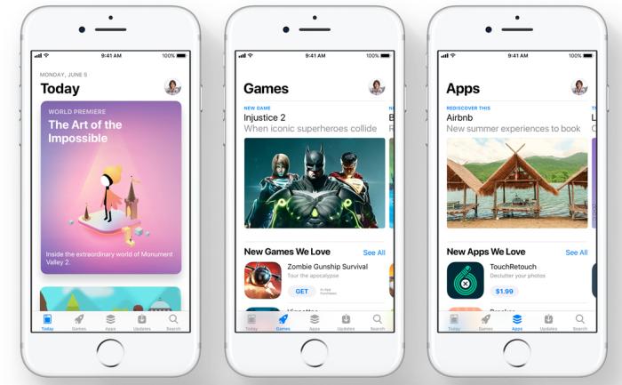 App Store iOS™ 11_2