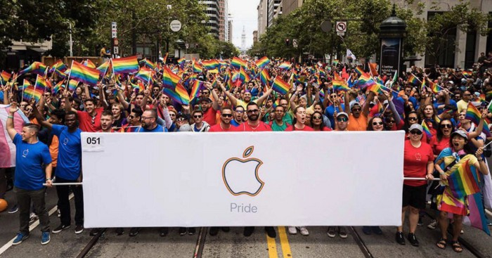 Apple Pride 2017