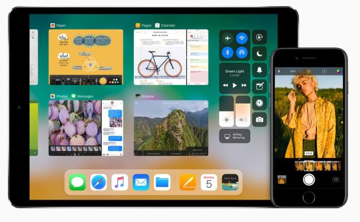 Camara iOS 11