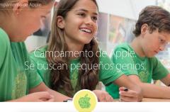 Aprende a programar y a crear con los Campamentos y actividades de verano de Apple