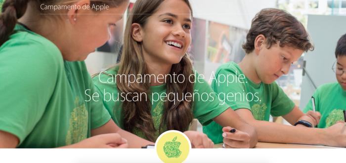 Campamento de Apple