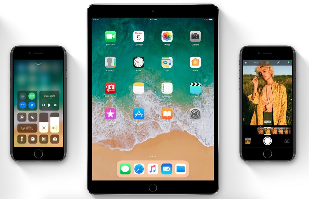 Un par de vídeos de Apple muestran nuevos gestos en iOS 11 para acceder al Centro de Control y apps recientes