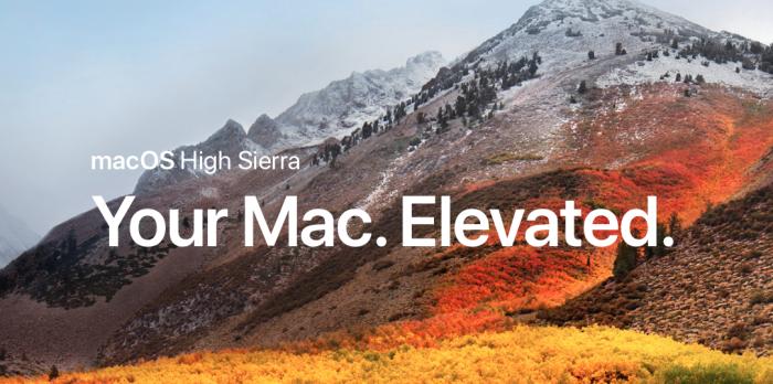 High Sierra logo