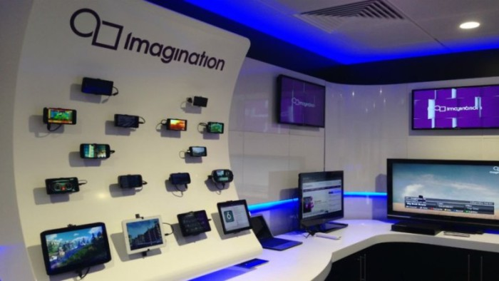 Imagination Technologies set