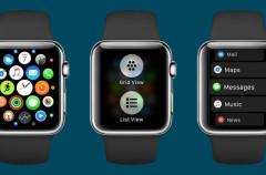 ¡Por fin! watchOS 4 permite ordenar las aplicaciones del Apple Watch en una lista