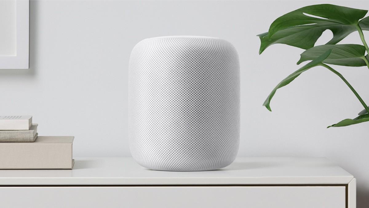 Apple afirma que el HomePod consume igual o menos electricidad que una bombilla LED