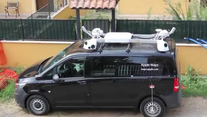 MapsCar