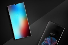 Sharp se adelanta al iPhone 8 (y probablemente lo supera) con su nuevo smartphone sin marcos