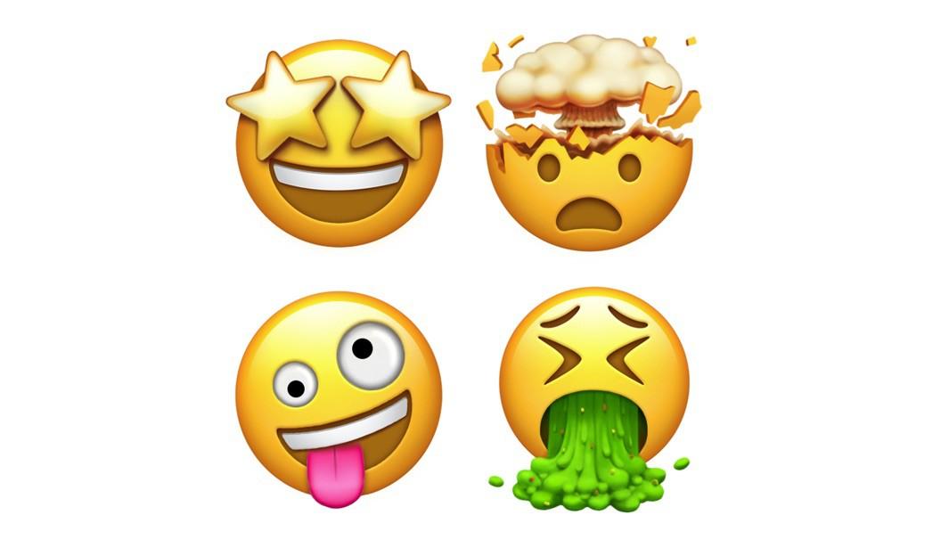Apple anuncia los nuevos emojis que llegarán a finales de este año