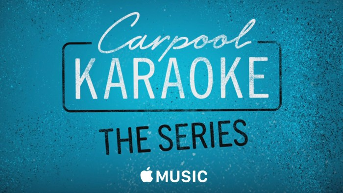 Carpool Karaoke Logo