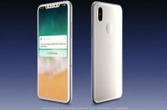 El iPhone 8 silenciará las notificaciones cuando estemos mirando la pantalla