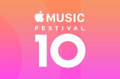 Apple cancela el Apple Music Festival