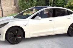 Pronto verás un Tesla Model 3 en tu plaza de garaje… aunque sea virtual y gracias a ARKit