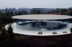 Descubre a vista de dron el auditorio dónde se celebrará el evento del 12 de Septiembre