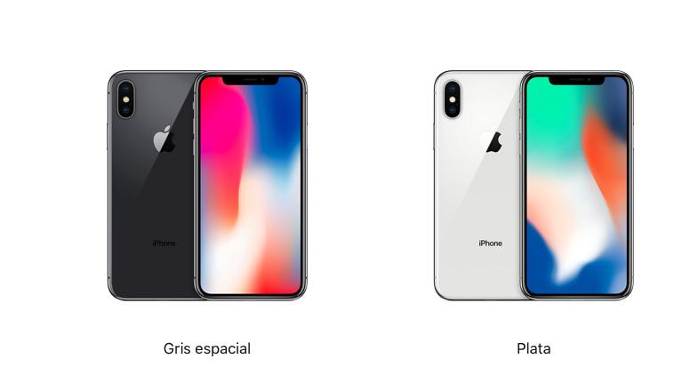 iPhone X _modelos