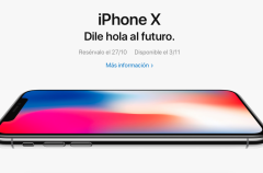 iPhone X: el futuro de los smartphones ya está aquí