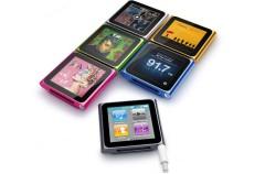 El iPod nano de sexta generación pasa a ser considerado obsoleto por parte de Apple