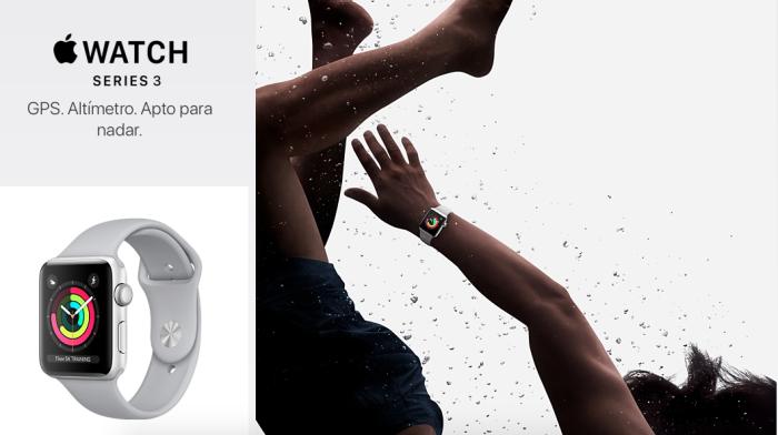 reserva Apple™ Watch Series 3