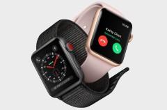 Apple lanza watchOS 4.0.1 para solucionar los problemas de conectividad del Apple Watch series 3