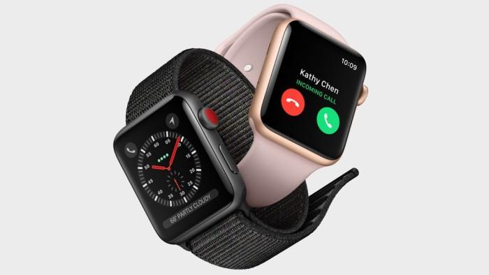 Apple Watch series 3 Wi-Fi