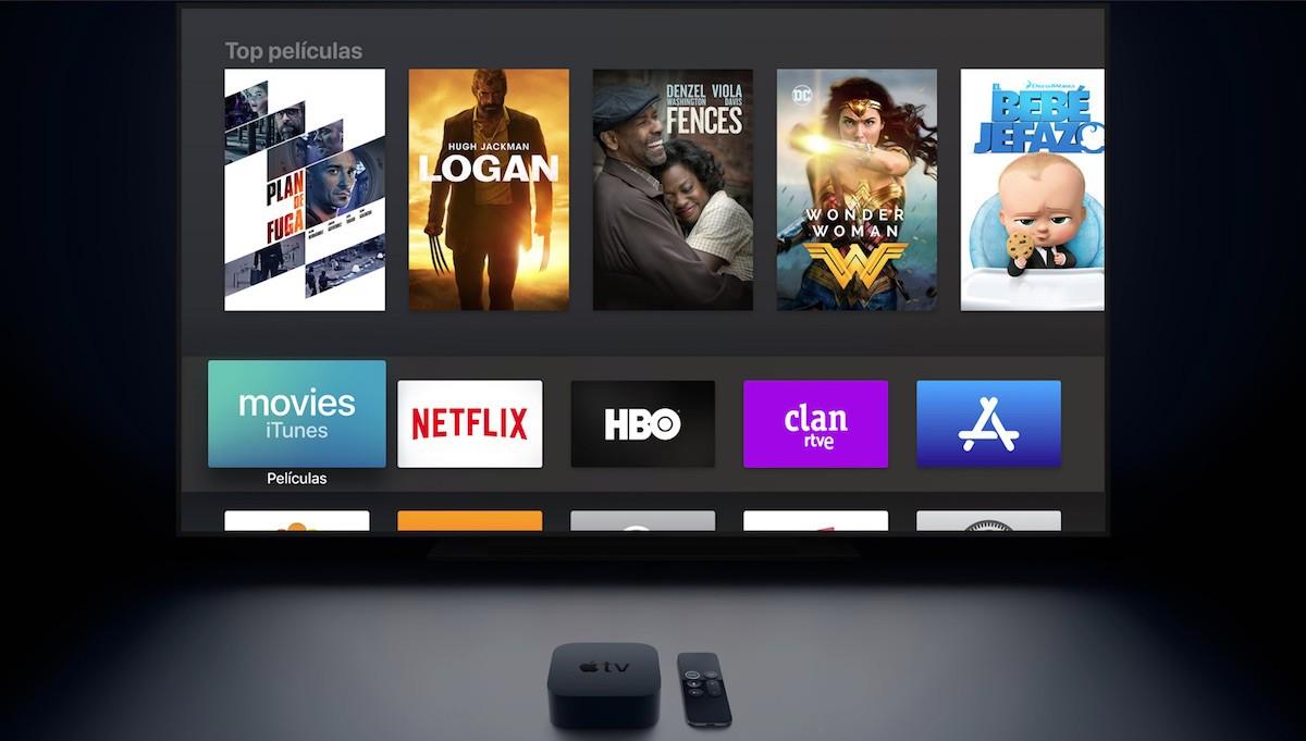 tvOS 11.2 ya disponible para el Apple TV de cuarta y quinta generación