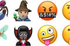 Estos son los nuevos emojis que llegarán a nuestro iPhone con iOS 11.1