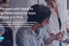 Las apps industriales de Predix llegan al iPhone y al iPad