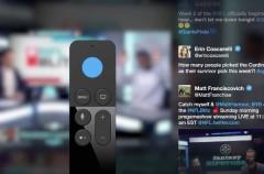 Las aplicaciones de Twitter para iOS y tvOS se integran para que puedas tuitear mientras ves la TV
