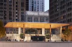 La tienda más moderna de Apple abrirá mañana sus puertas en la ciudad de Chicago