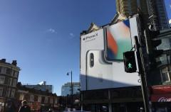 El iPhone X llega a las calles de varias ciudades alrededor del mundo