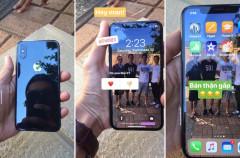 Aparecen los primeros vídeos y fotografías del iPhone X en manos de algunos afortunados