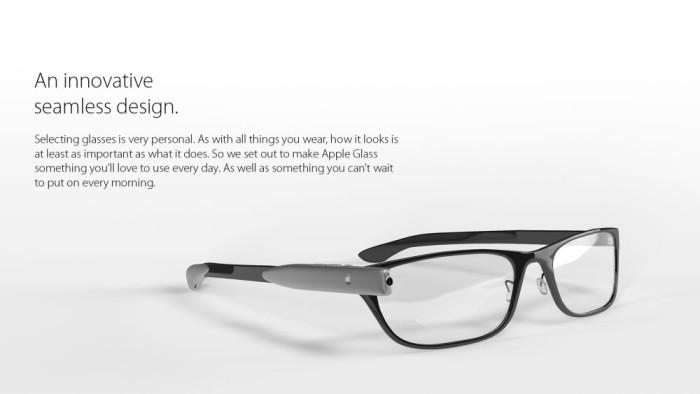 Apple Glass concepto
