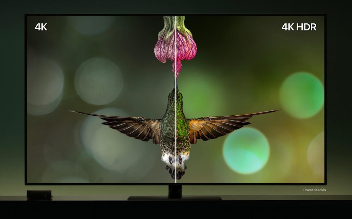Vimeo ya soporta vídeo HDR (y hasta 8K) para que disfrutes al máximo con el Apple TV 4K