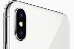 El iPhone X emplea la lente teleobjetivo con mucha menos luz que el iPhone 7 Plus