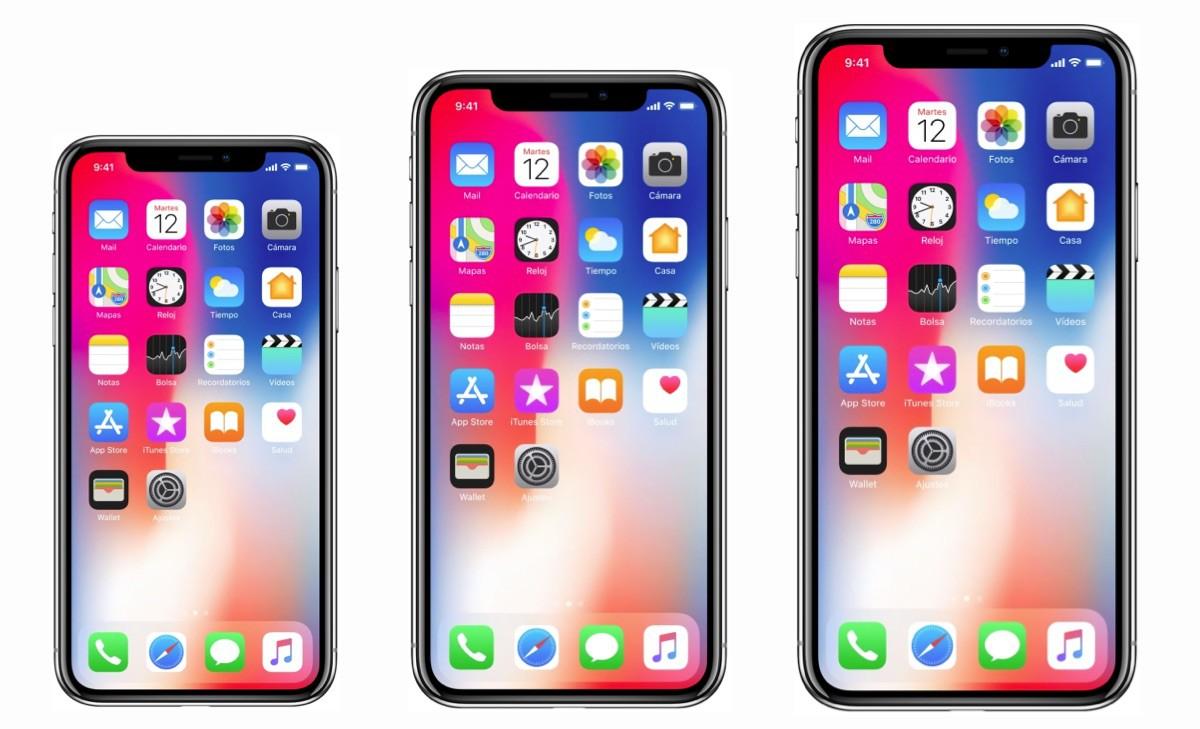 4GB de RAM en los nuevos iPhone con pantalla OLED que veremos en septiembre