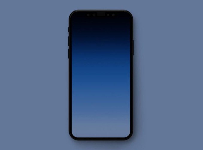 "Estos fondos de pantalla te ayudarán a ocultar el ""notch"" del iPhone X"