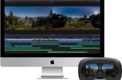 Final Cut Pro X 10.4 estrena edición de vídeo VR en 360 grados, soporte HDR, HVEC y mucho más