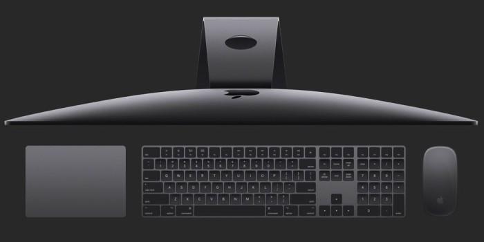 iMac Pro_teclado